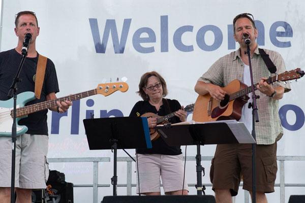 Arlington County Fair Entertainment Band