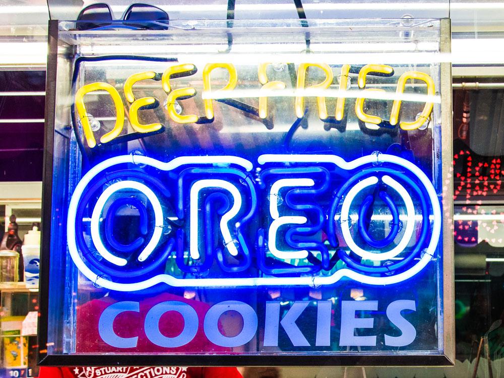 Arlington County Fair Concession Food
