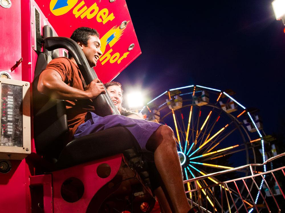 Arlington County Fair Concession Rides